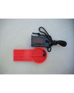 Chave de segurança para esteira | tamanho interno 29 mm